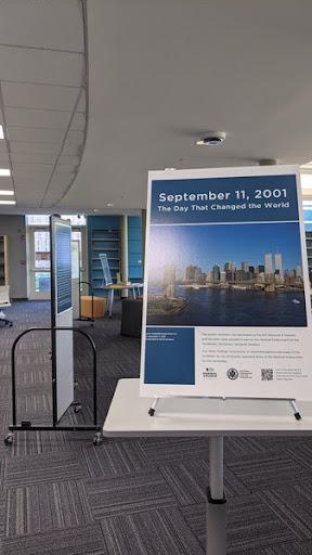 Rho Kappa Honor Society sponsors 9/11 Memorial